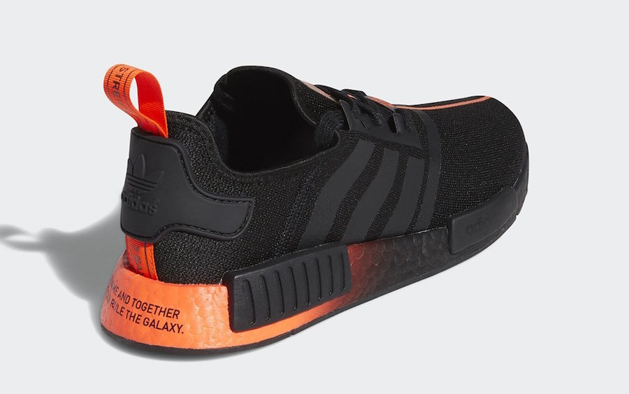 Star Wars adidas NMD R1 Darth Vader FW2282 Release Date Info