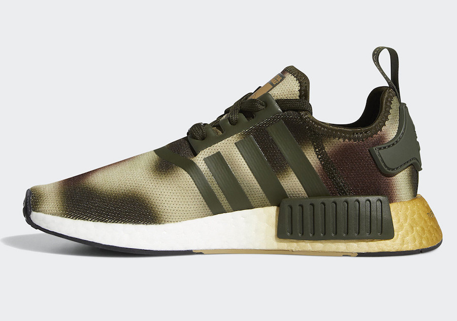 Star Wars adidas NMD R1 Princess Leia FW2280 Release Date Info