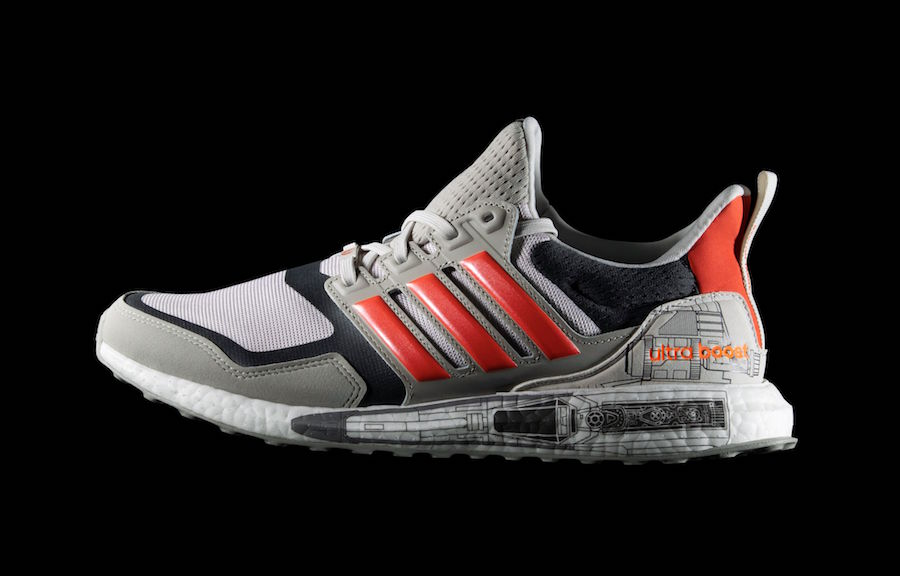 Star Wars adidas Space Battle Pack Release Date