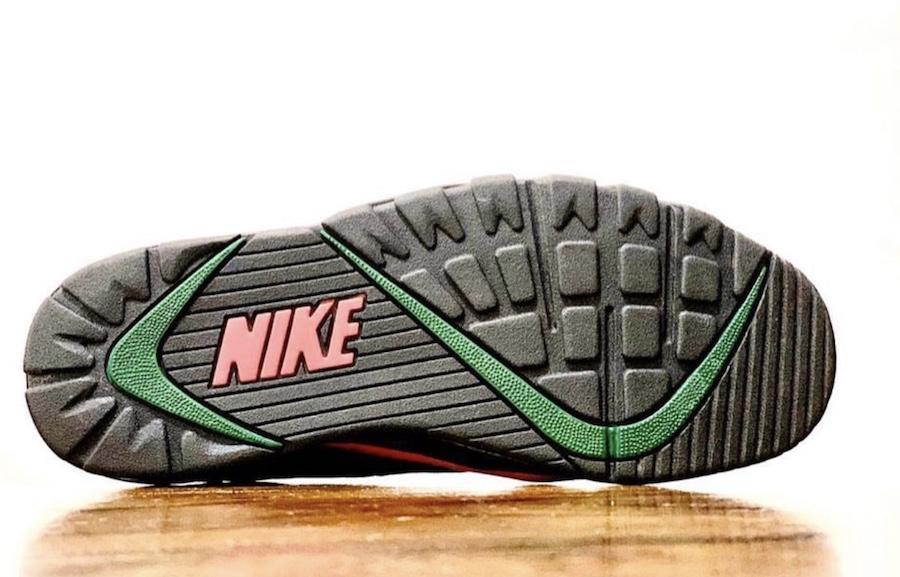 Supreme Nike Air Cross Trainer 3 Low Black CJ5291-001 Release Date