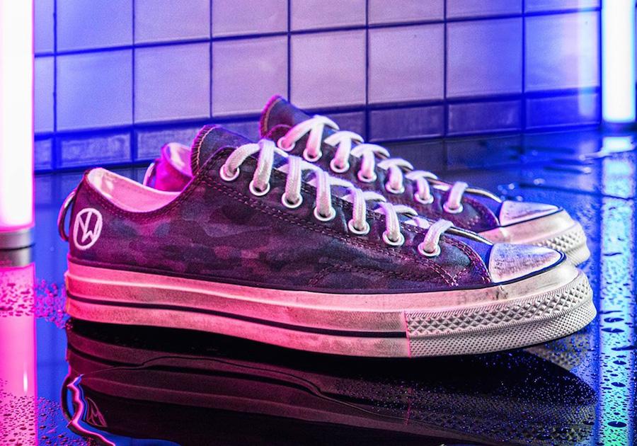 UNDERCOVER Converse Chuck 70 High Chuck Taylor Ox Release Date Info