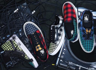 Vans Plaid Is Not Dead Pack Release Date Info