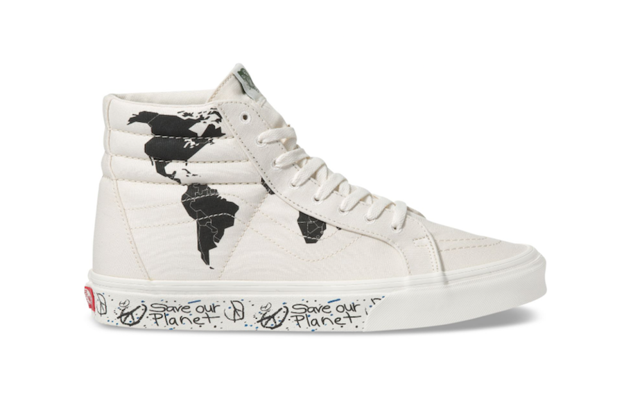 Vans SK8-Hi Reissue Save Our Planet