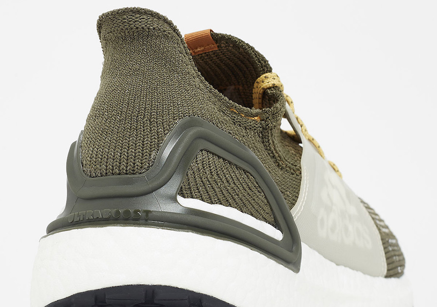 Wood Wood adidas Ultra Boost 2019 EG1728 Release Date Info