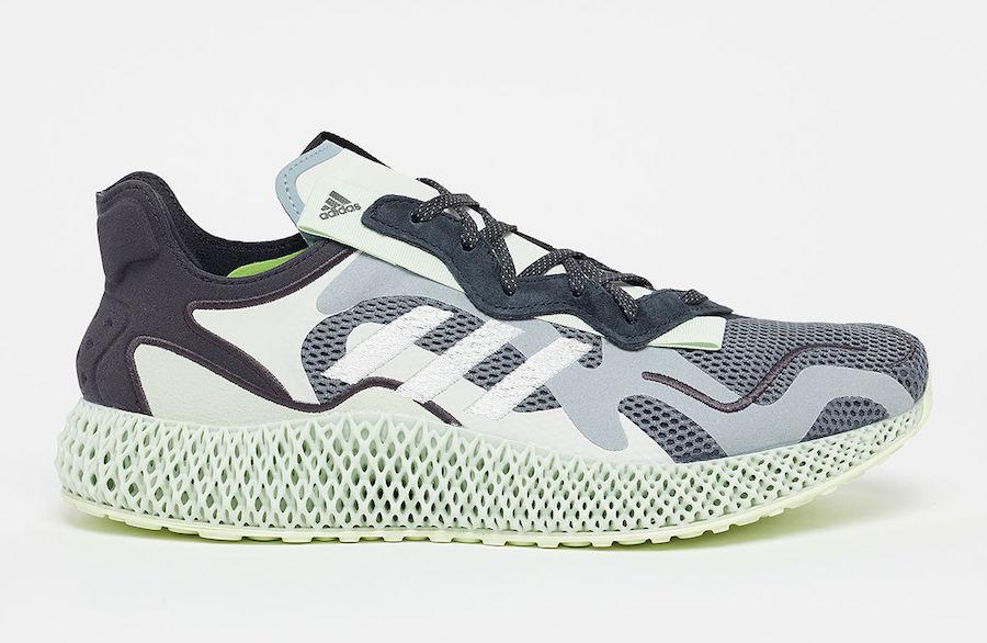 adidas Consortium Runner 4D V2 EG6510 Release Date Info