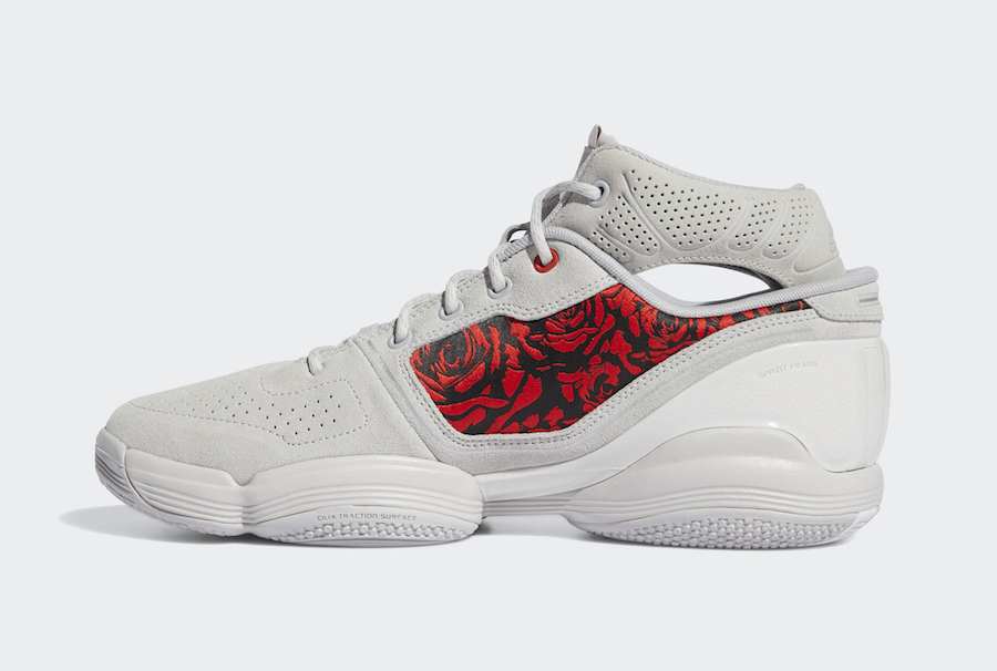 adidas D Rose 1 Roses Grey Release Date Info