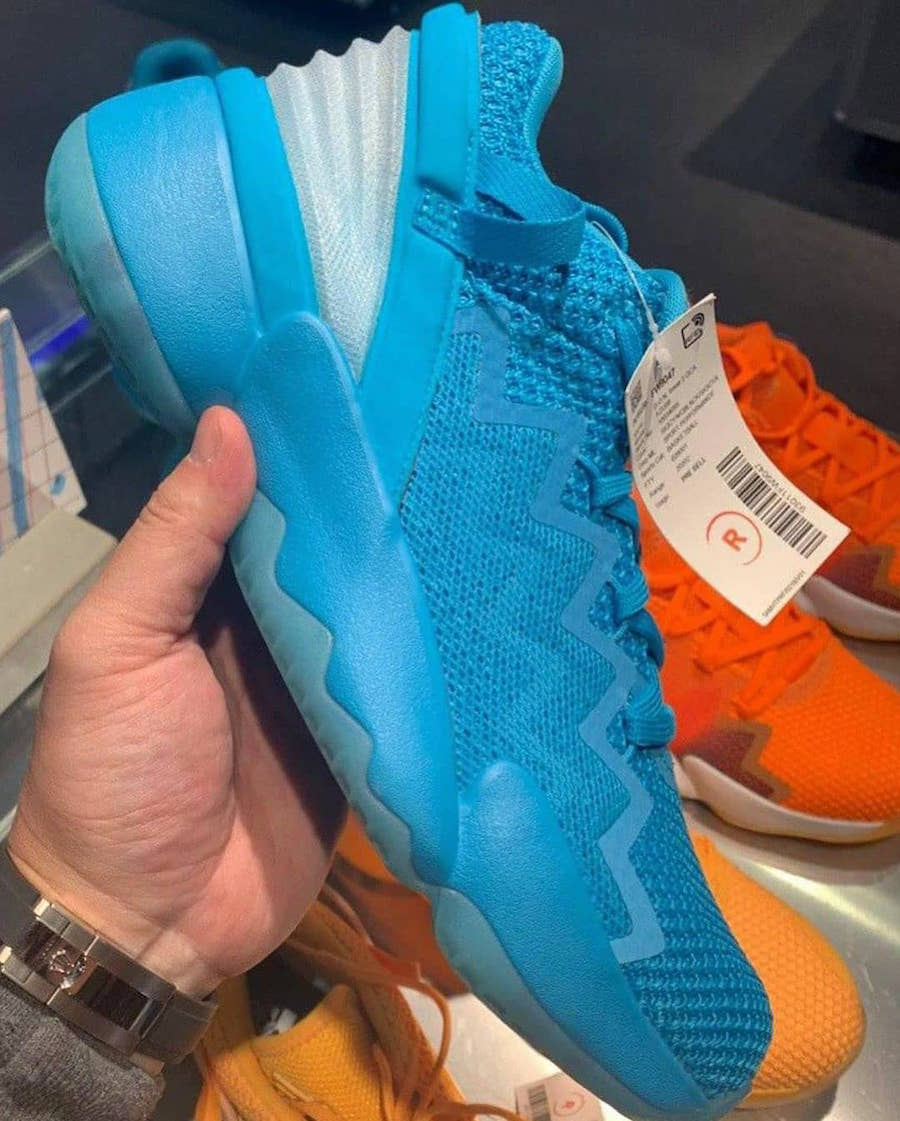 adidas DON Issue 2 Blue Release Date Info