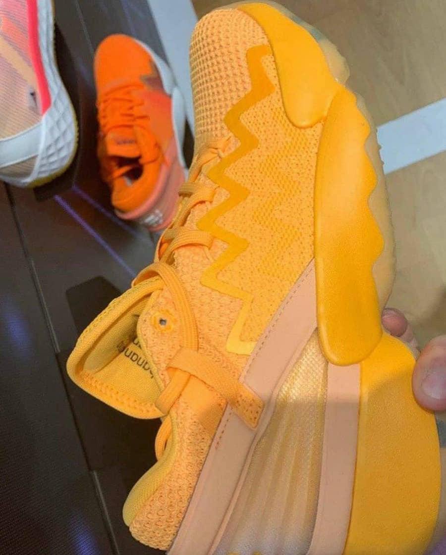 adidas DON Issue 2 Orange Release Date Info