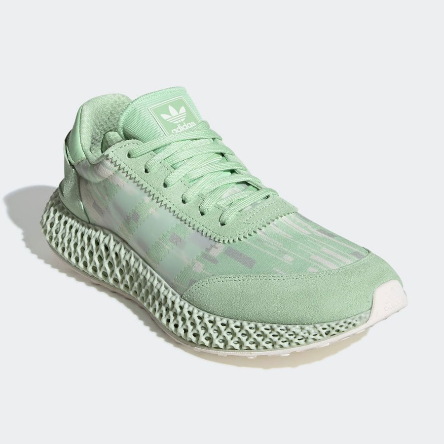 adidas Futurecraft 4D-5923 Mint Green EE7996 Release Date Info