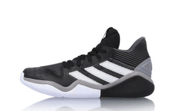 adidas Harden Stepback Black White EF9893 Release Date Info
