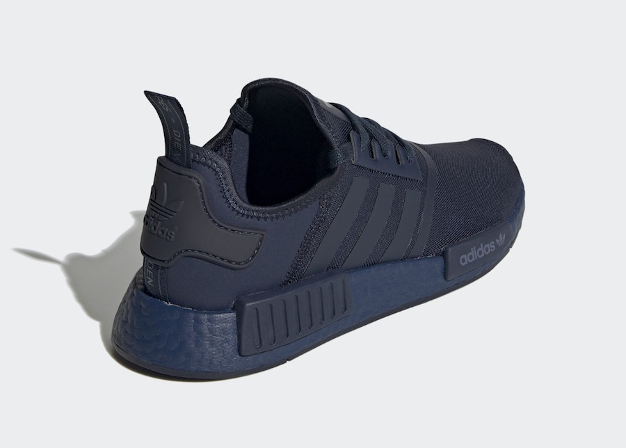 adidas NMD R1 Collegiate Navy FV9018 Release Date Info