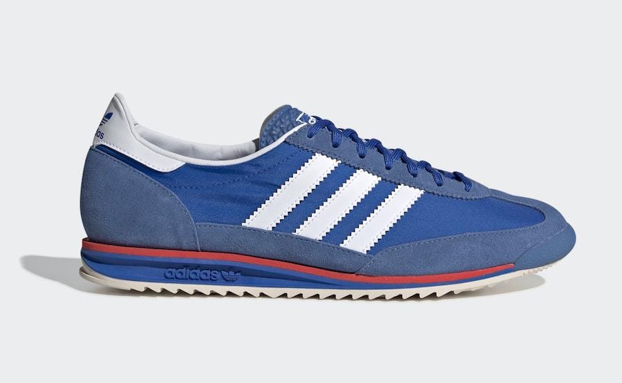 adidas SL 72 Green EG5198 Blue EG6849 Release Date Info