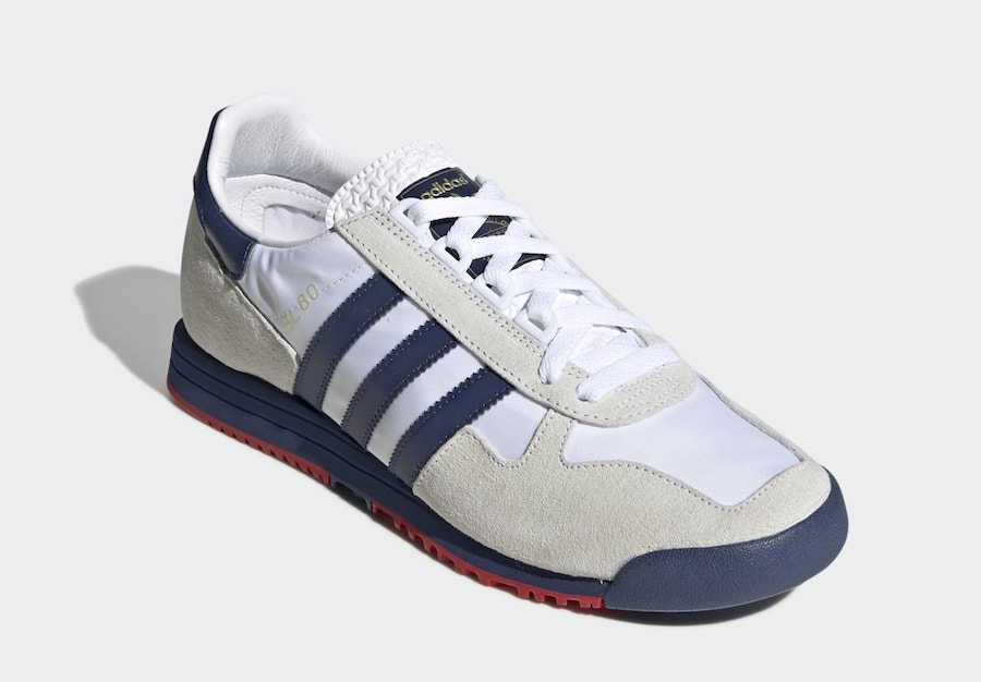 adidas SL 80 White Grey FV4417