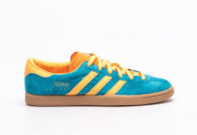 adidas Stadt Active Teal Flash Orange EF9168 Release Date Info