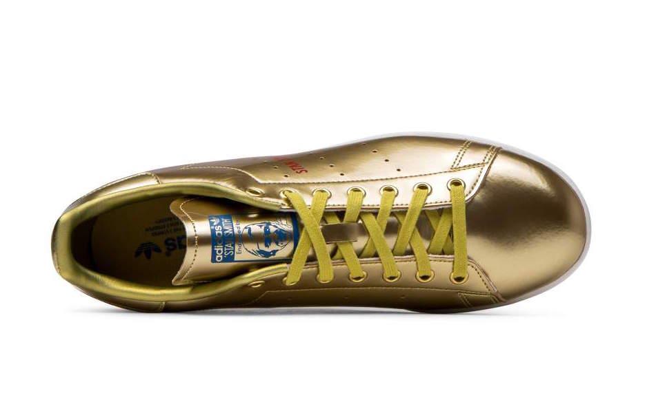 adidas Stan Smith Metallic Pack FW5364 FW5363 Release Date Info