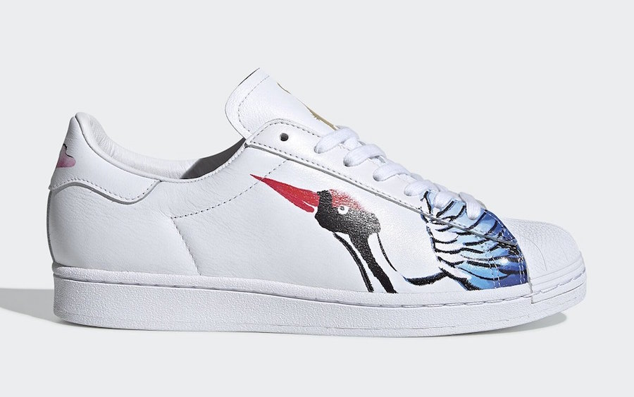 adidas Superstar CNY Chinese New Year FW5351 Release Date Info