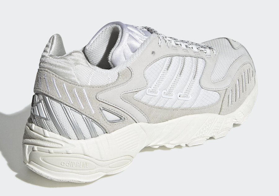 adidas Torsion TRDC Crystal White EH1550 Release Date Info