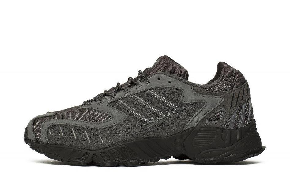 adidas Torsion TRDC Grey Black EH1551 Release Date Info