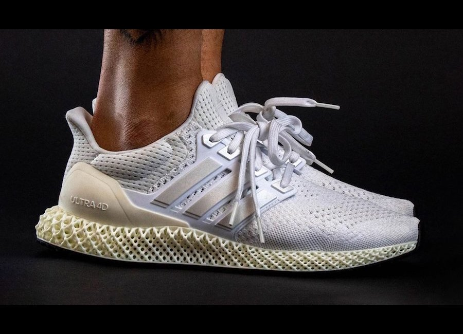 adidas Ultra 4D White FX4089 Release Date