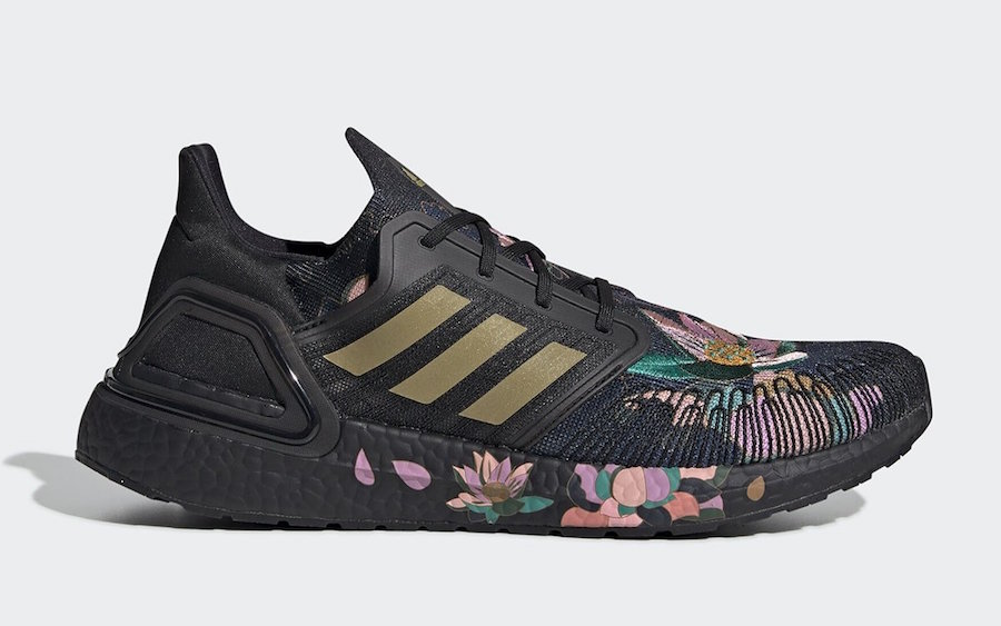 adidas Ultra Boost 2020 Chinese New Year FW4310
