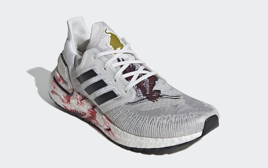 adidas Ultra Boost 2020 Chinese New Year FW4314