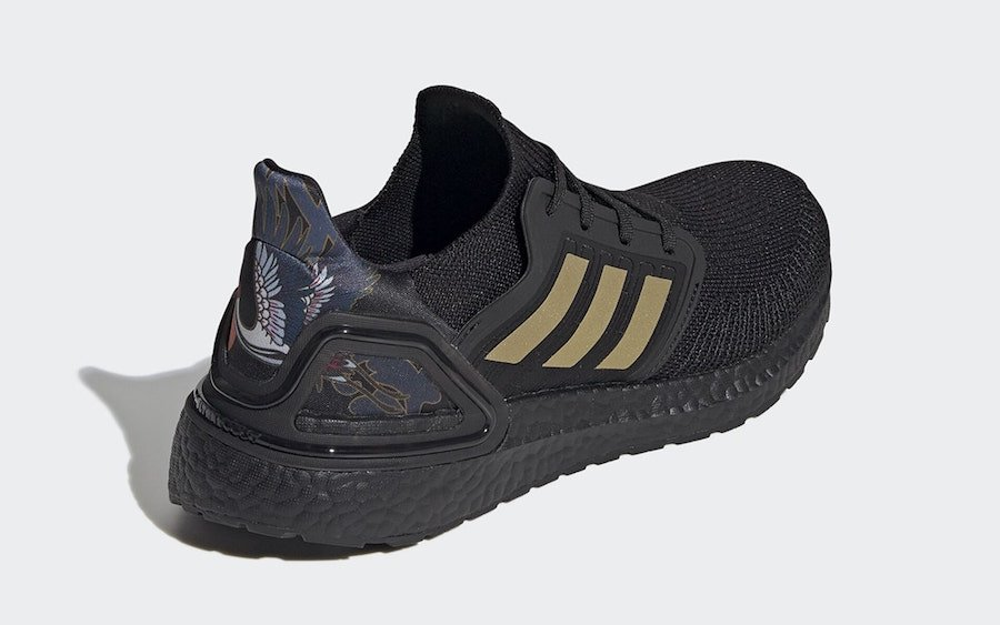adidas Ultra Boost 2020 Chinese New Year FW4322