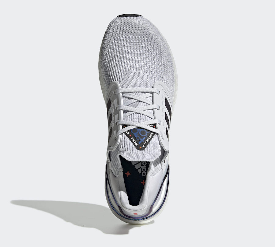 adidas Ultra Boost 2020 Dash Grey EG0695 Release Date Info