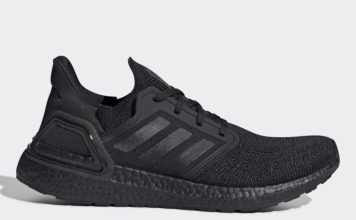 adidas Ultra Boost 2020 Triple Black EG0691 Release Date Info