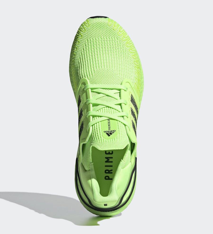 adidas Ultra Boost 2020 Volt EG0710 Release Date Info