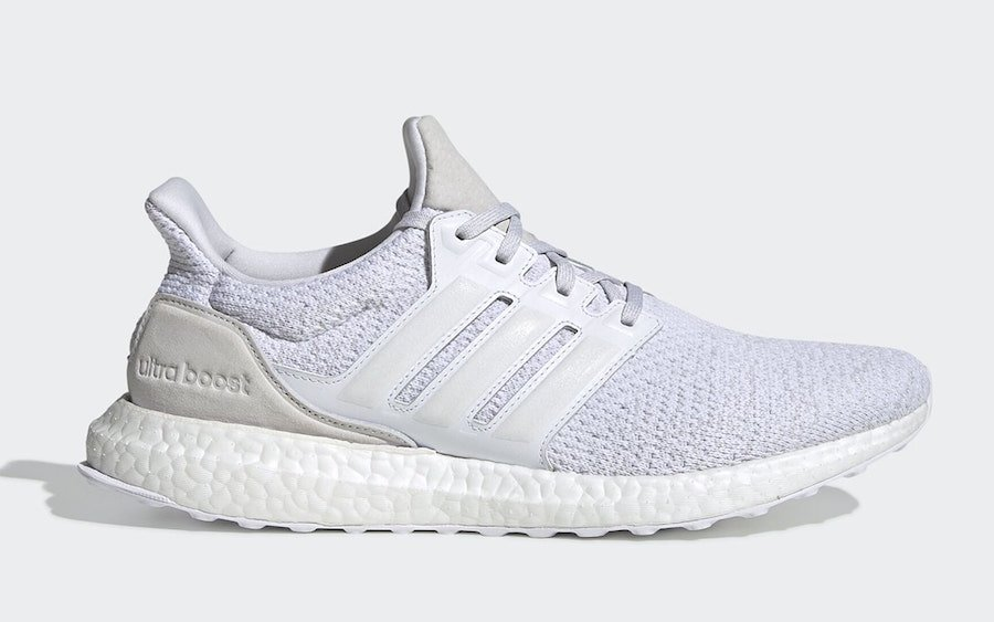 adidas Ultra Boost DNA White FW4904 Release Date Info