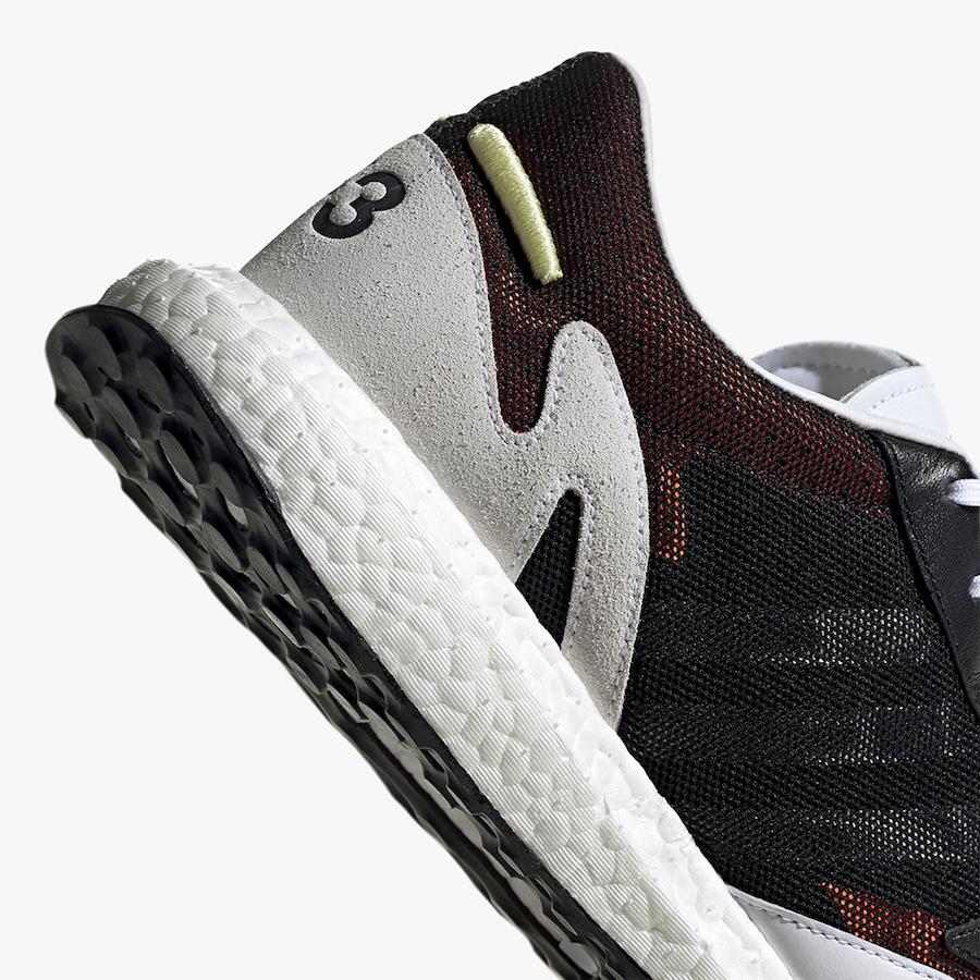 adidas Y-3 Rhisu Run FU9180 Release Date Info