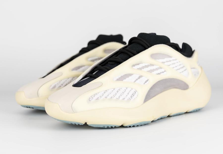 Sanción Mejor elemento  adidas Yeezy 700 V3 Azael FW4980 Release Date Info | SneakerFiles