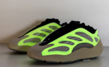 adidas Yeezy 700 V3 Azael Glow in the Dark FW4980 Release Date
