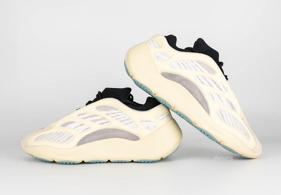 adidas Yeezy 700 V3 Azael Glow in the Dark FW4980 Release Date