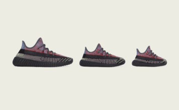 adidas Yeezy Boost 350 V2 Yecheil Release Details