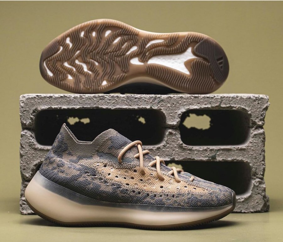 adidas Yeezy Boost 380 Mist Release Date Info
