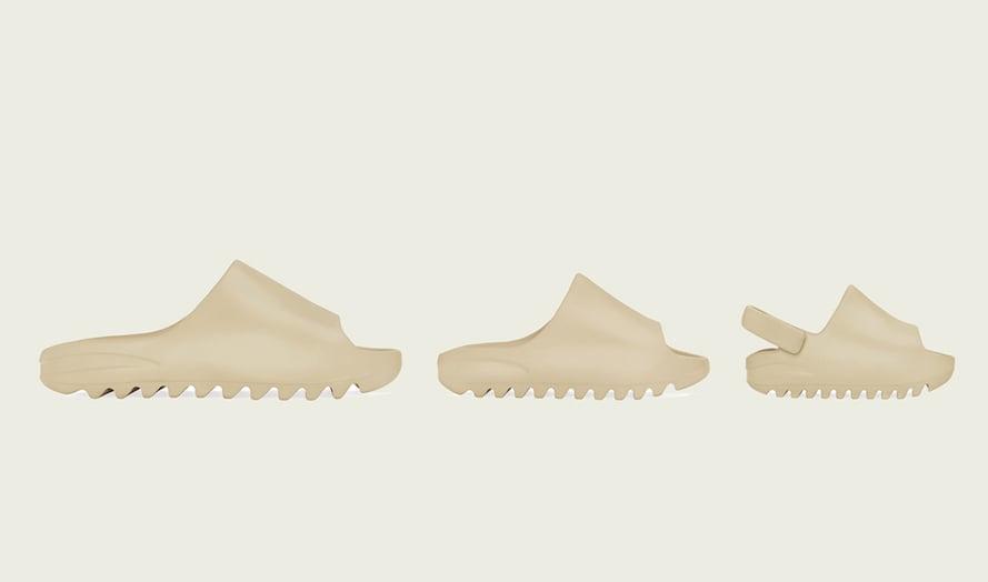 adidas Yeezy Slide Desert Sand Release Date Info