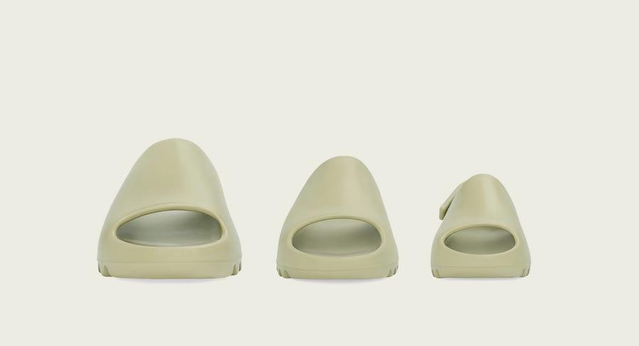 adidas Yeezy Slide Resin Release Date Info