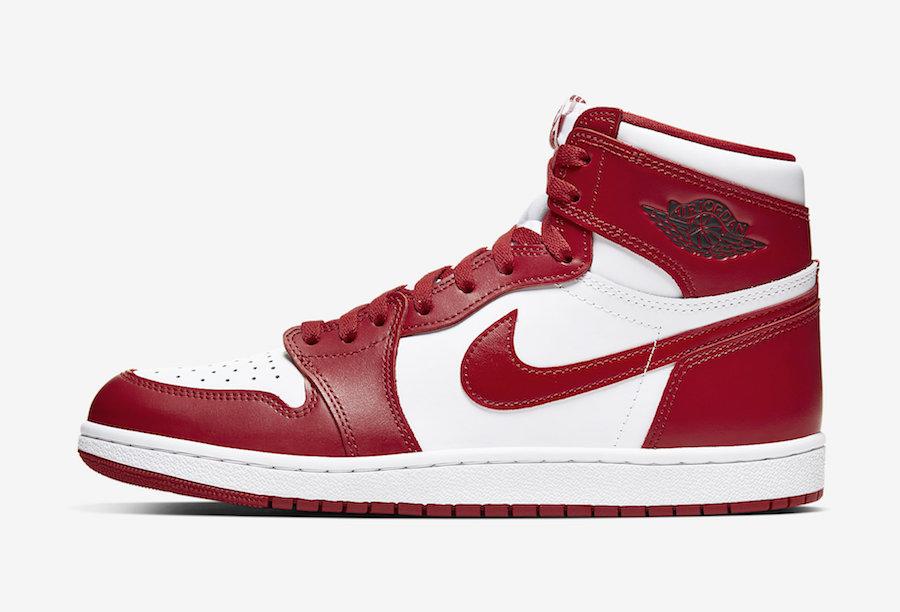 Air Jordan 1 Beginnings Pack CT6252-900 Release Date