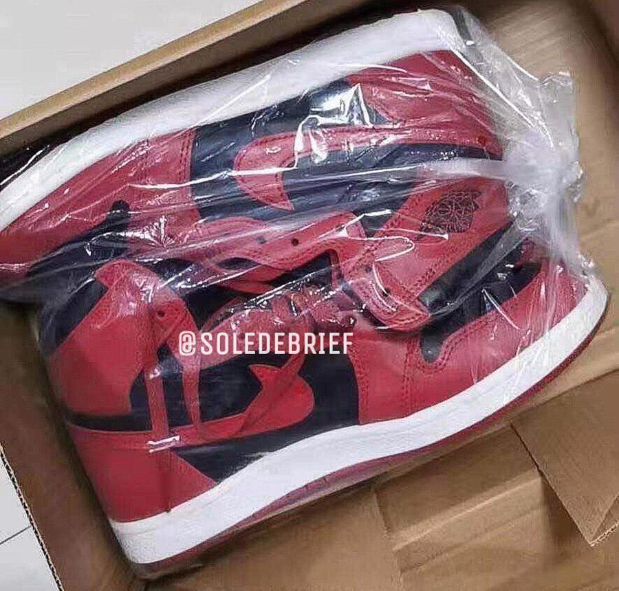 Air Jordan 1 Hi 85 Varsity Red 2020 Release Date Info