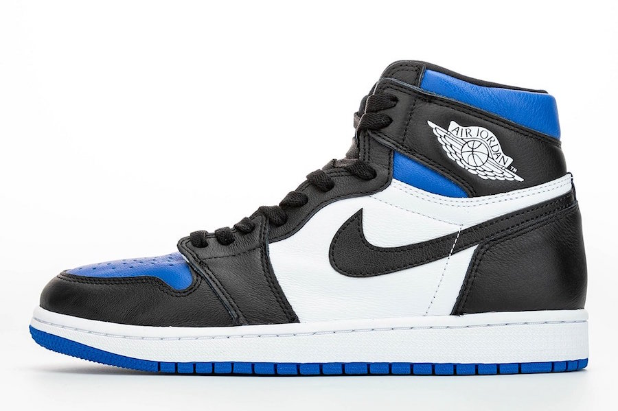 Air Jordan 1 High OG Game Royal 555088-041 2020 Release Date