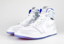 Air Jordan 1 High Zoom R2T White Racer Blue CK6637-104 Release