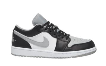 Air Jordan 1 Low Black Light Smoke Grey 553558-039 Release Date Info