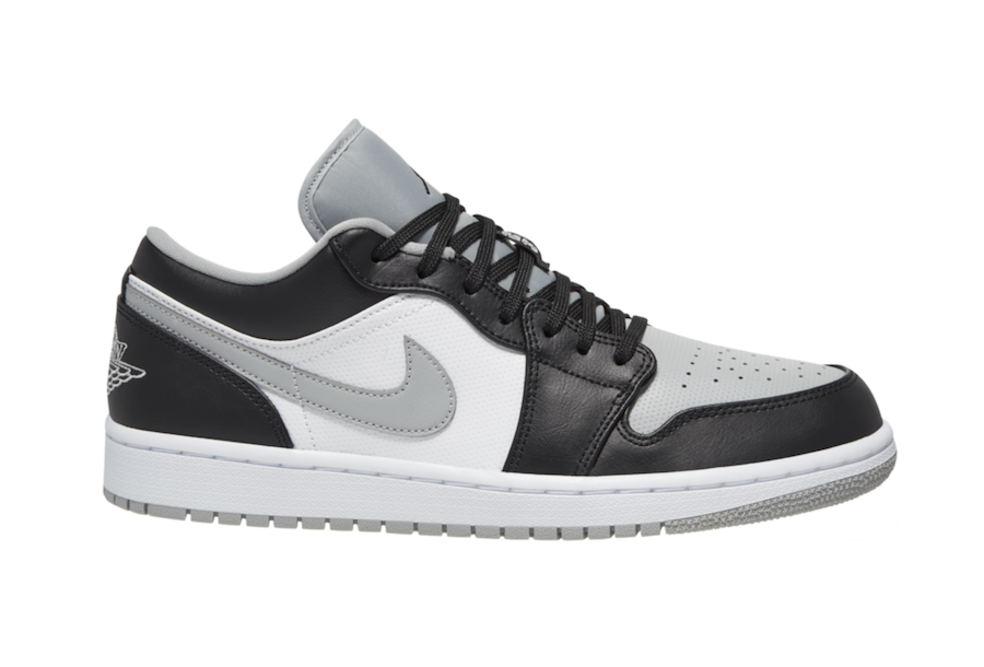 Air Jordan 1 Low Black Light Smoke Grey 553558-039 Release ...