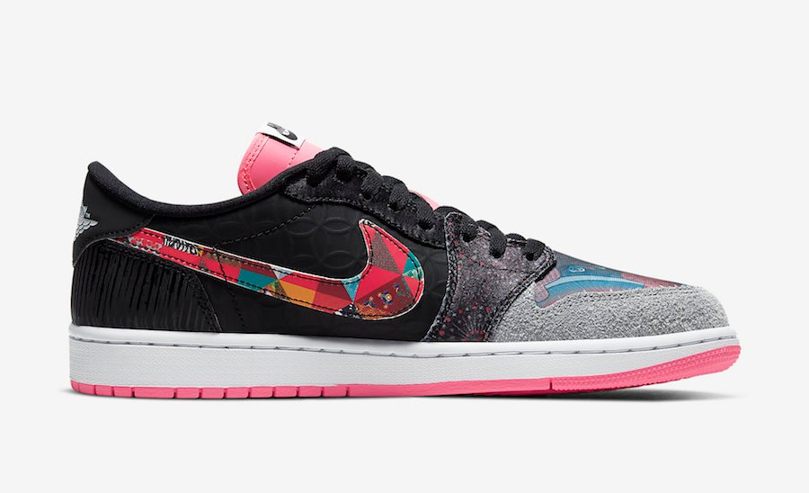 Air Jordan 1 Low CNY Chinese New Year CW0418-006 Release Date