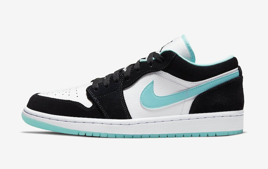 Air Jordan 1 Low Island Green CQ9828-131 Release Date Info