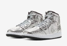 Air Jordan 1 Mid Disco Ball CU9304-001 Release Date