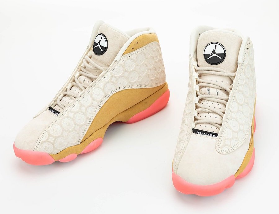 Air Jordan 13 CNY Chinese New Year CW4409-100 2020 Release Info