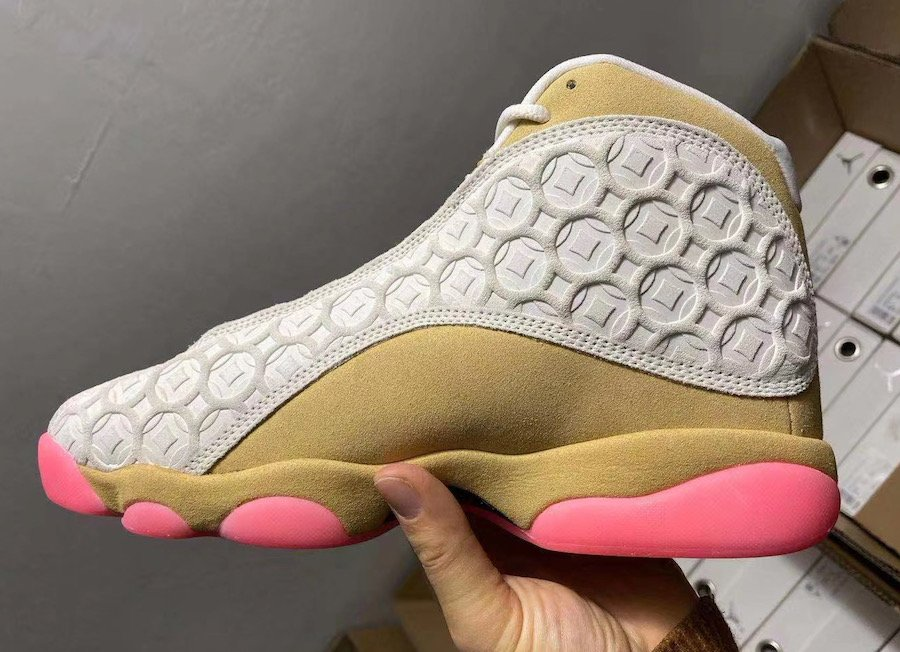 Air Jordan 13 CNY Chinese New Year CW4409-100 Release Info