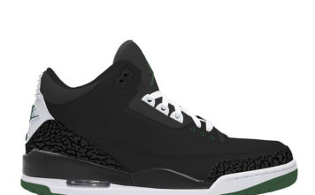 Air Jordan 3 Gorge Green CV3583-003 Release Date Info